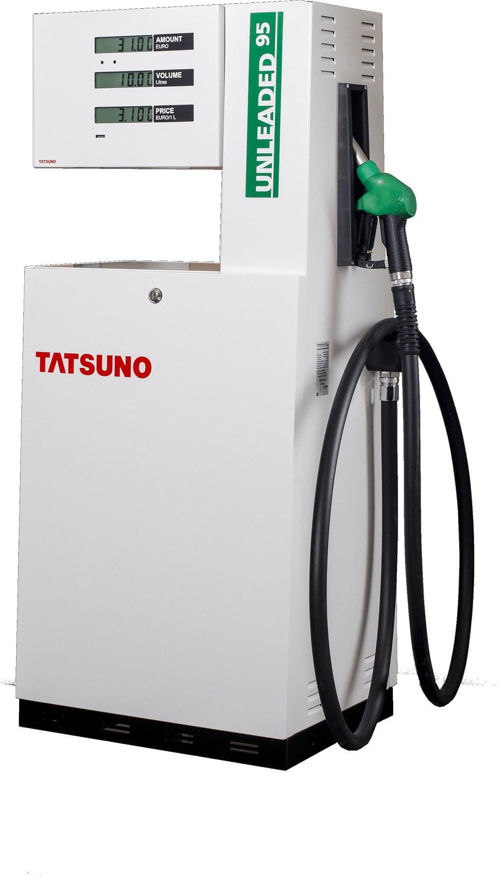 Distributeur de carburant publique gamme ALX Gasoil et GNR