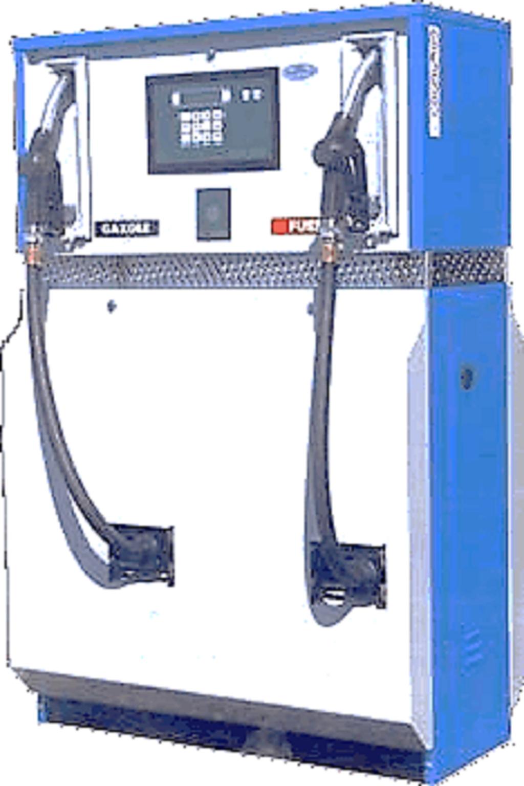 Distributeur privatif de carburant gamme ALX double produit